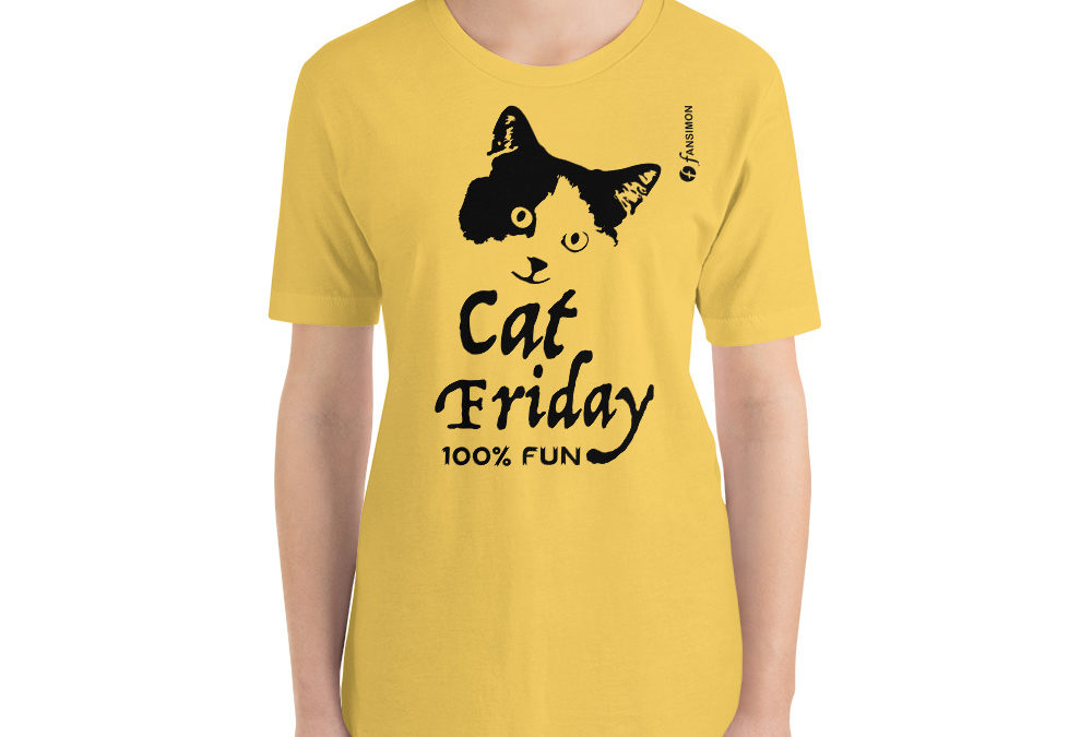 It's Cat Friday