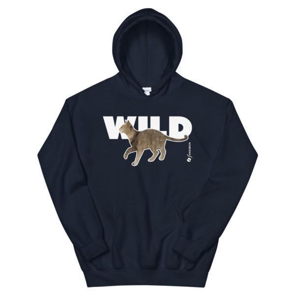 Wild: Unisex Hoodie - Design by fANSIMON