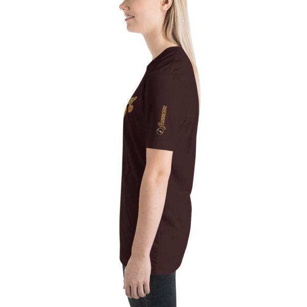 Catty Year - Short-Sleeve Unisex T-Shirt - Design by fANSIMON